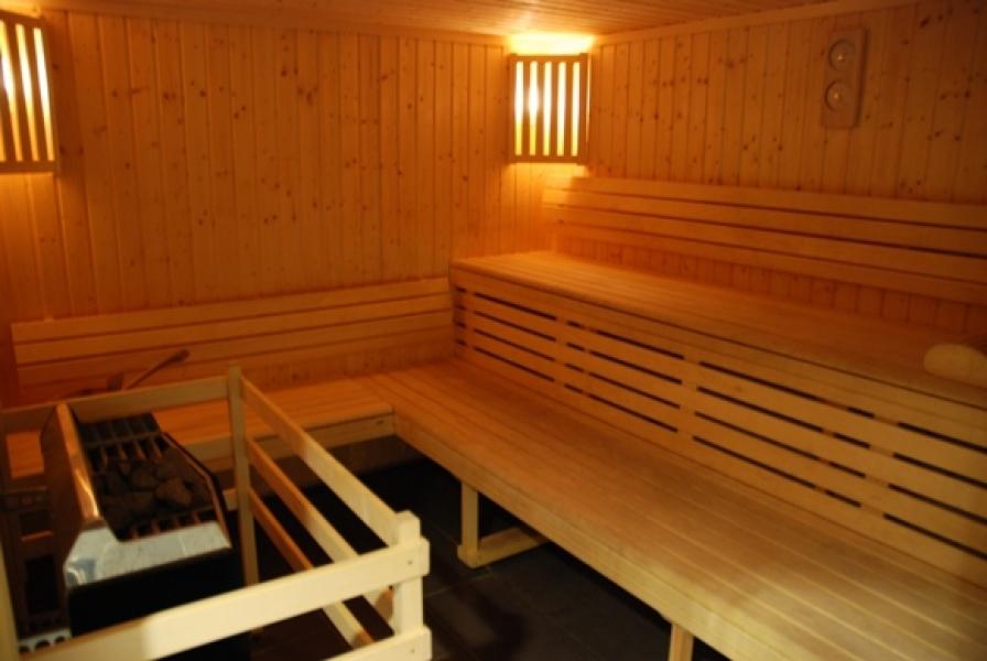Bien tre et d tente au sauna for Sauna la detente