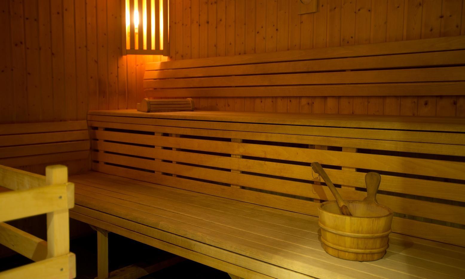 Espace d tente avec hammam et sauna for Hammam et sauna